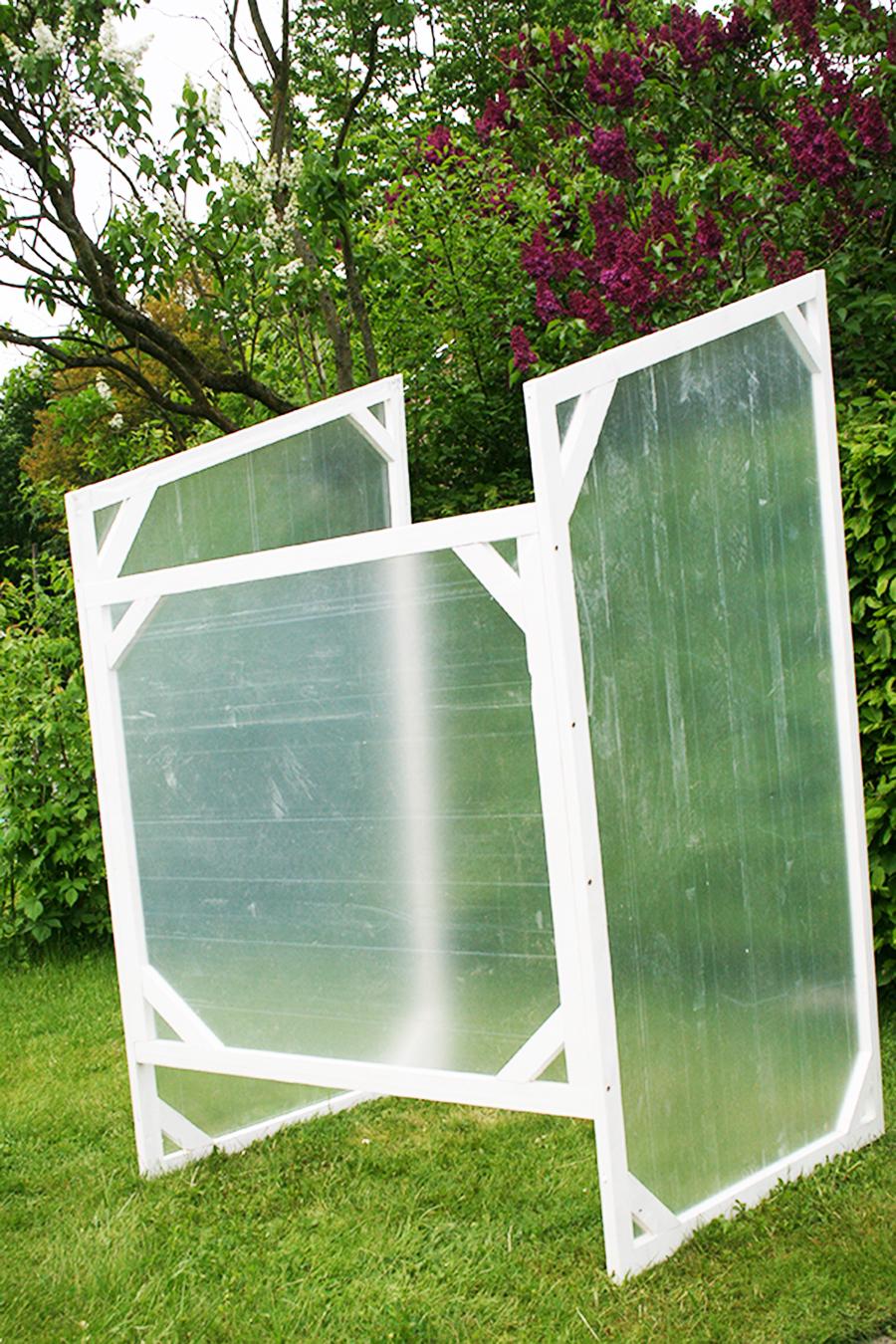 tomatenhaus selber bauen gew chshaus diy rosegold marble. Black Bedroom Furniture Sets. Home Design Ideas