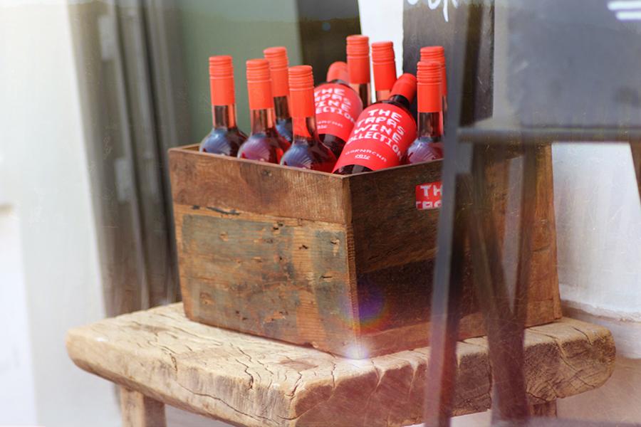 Wein im Inselloft Norderney