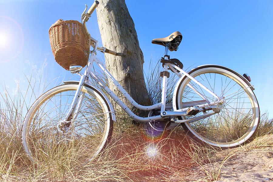 Fahrräder im Inselloft Norderney mieten