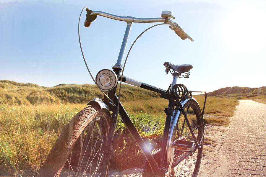 Fahrradtour auf Norderney