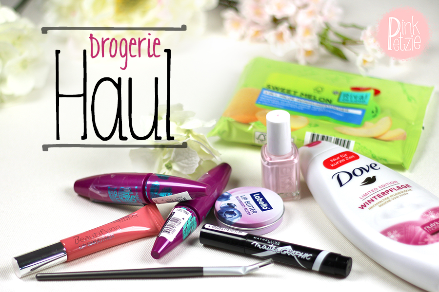 Drogerie-Haul
