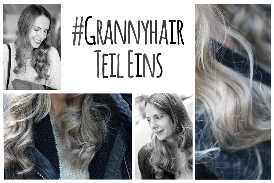 Granny Hair Teil 1 Meine Erfahrungen Rosegold Marble
