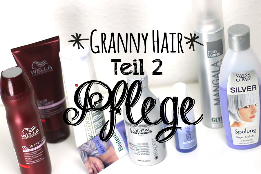 granny hair teil2 die pflege rosegold marble. Black Bedroom Furniture Sets. Home Design Ideas