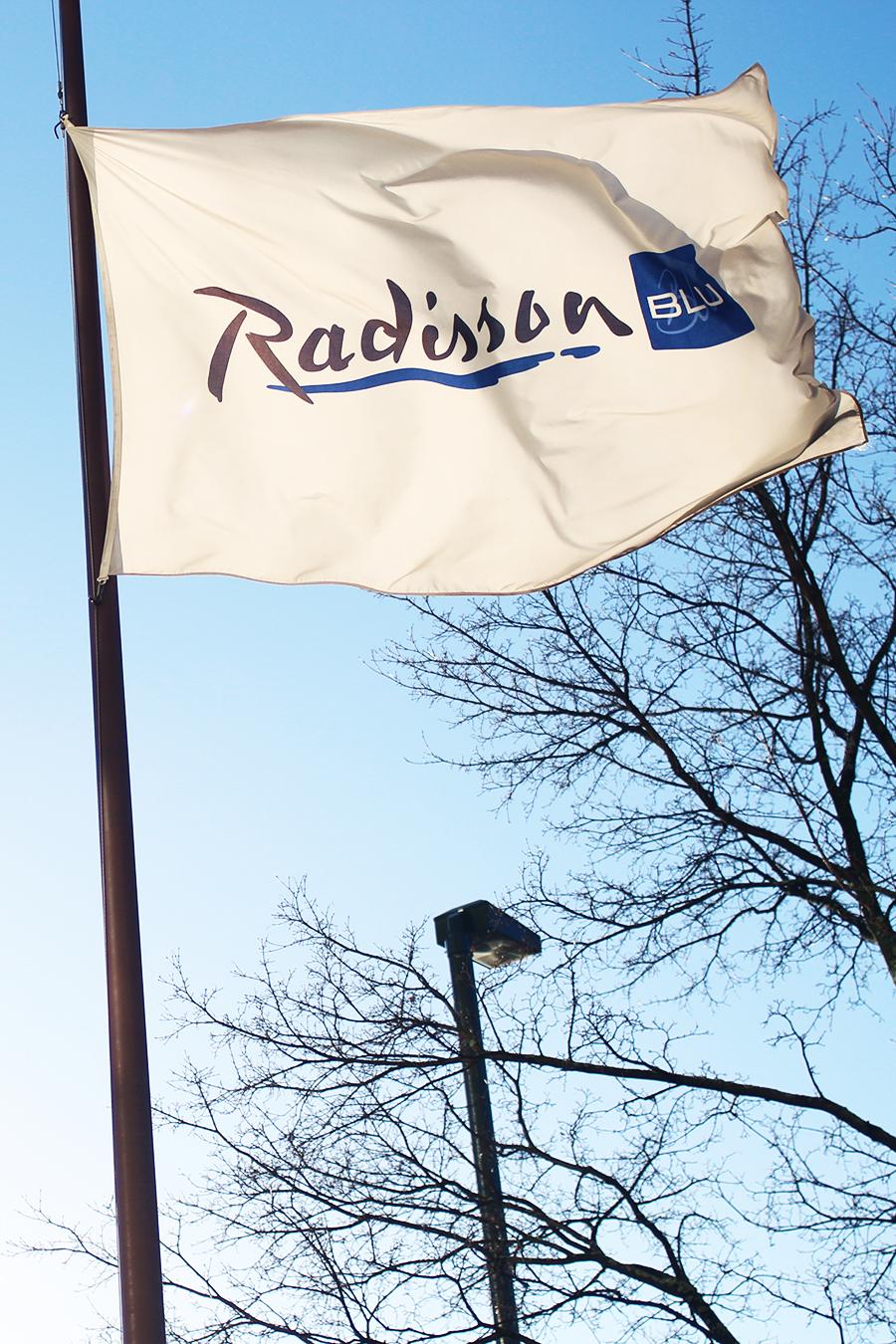 Radisson-Blu-Due-Fahne