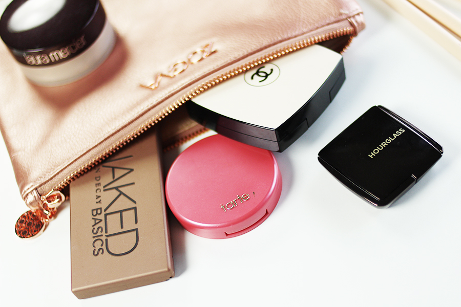 Reisekosmetik-Fashion-Week-Berlin-chanel-tarte-hourglass