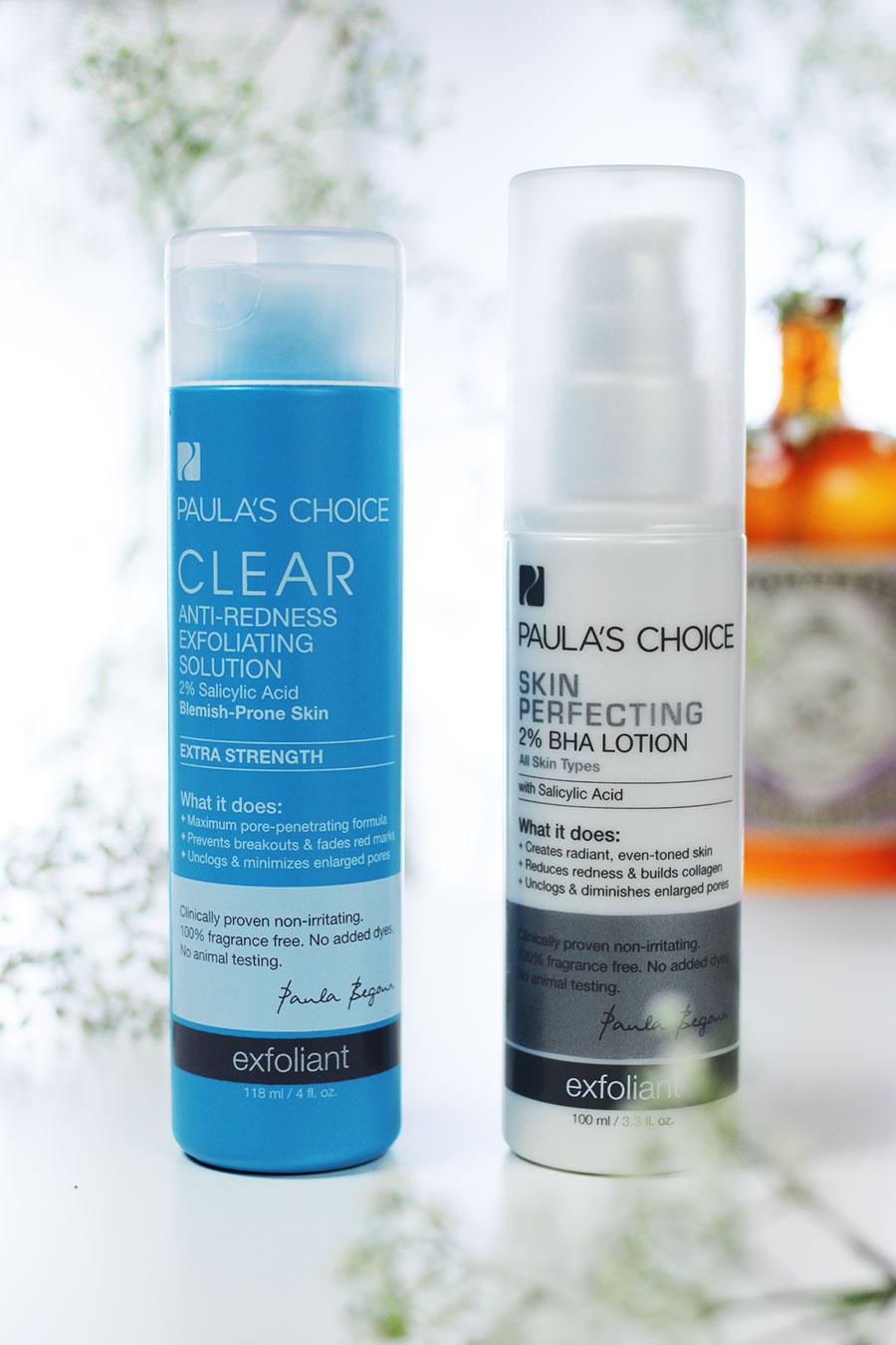 Gesichtspflege-routine-unreine-Haut-paulas-choice-bha-peeling