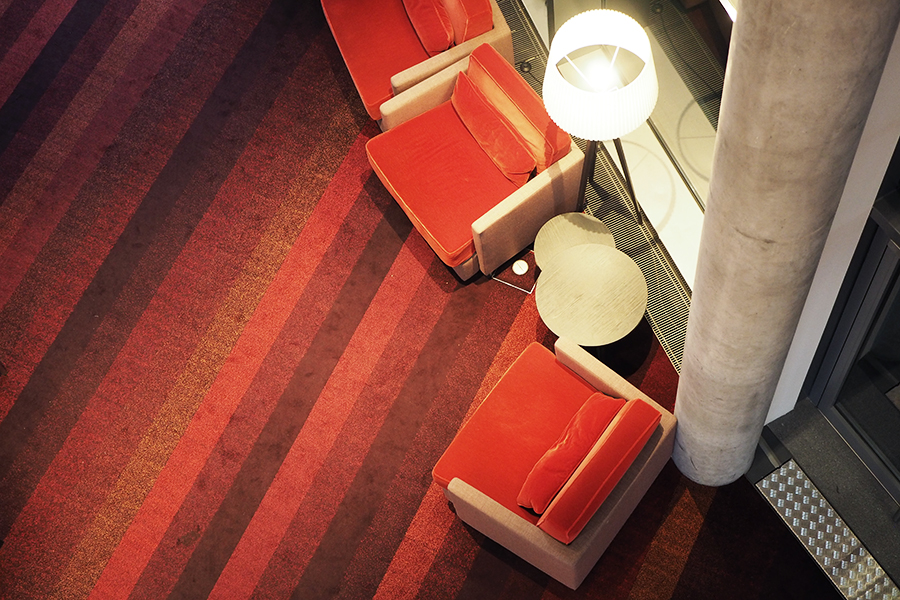 radisson blu frankfurt lounge