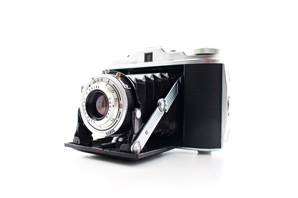 Fotografieren für Blogger Kamera