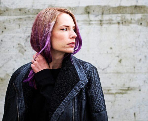 Grüne Haare Haarfärbeunfall Und Meine Rettung Rosegold Marble