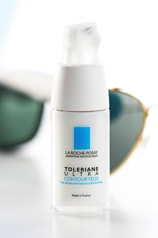 augencremes für empfindliche Augen toleriane-la-roche-posay
