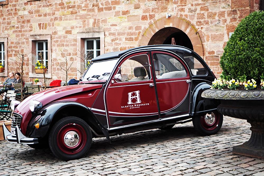hotel-kloster-hornbach-auto