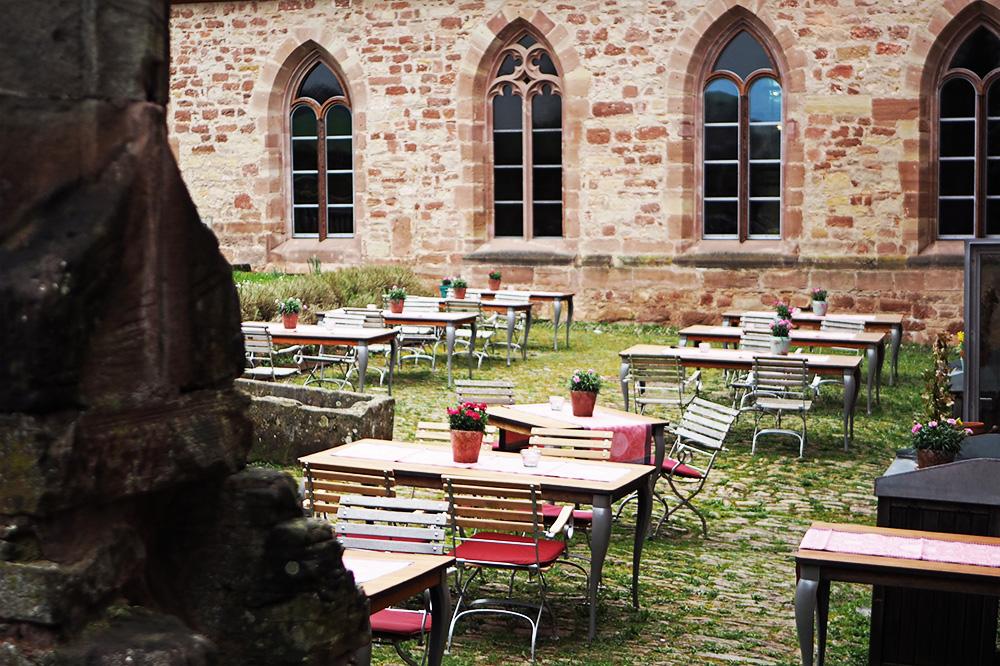 hotel-kloster-hornbach-klostergarten