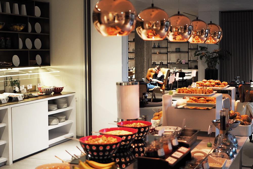 wyndham grand frankfurt city fruehstueck rosegold marble. Black Bedroom Furniture Sets. Home Design Ideas
