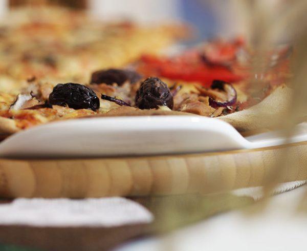 zeit f r gest ndnisse diy fast food pizza rosegold marble. Black Bedroom Furniture Sets. Home Design Ideas