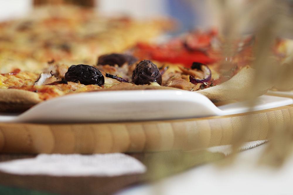 Perfektes Pizzateig Rezept mit Trockenhefe