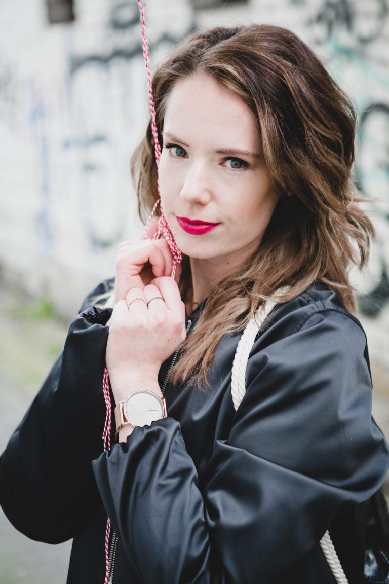 Lifestyleblog Modeblog Rosegold and Marble