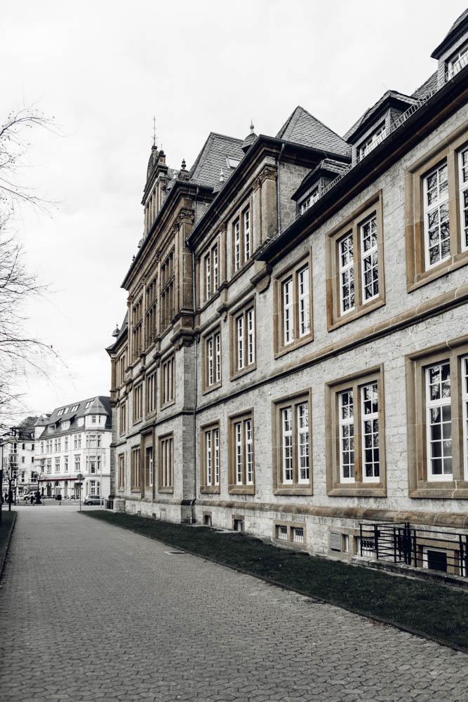 Ratsgymnasium Bielefeld Kunsthallenpark