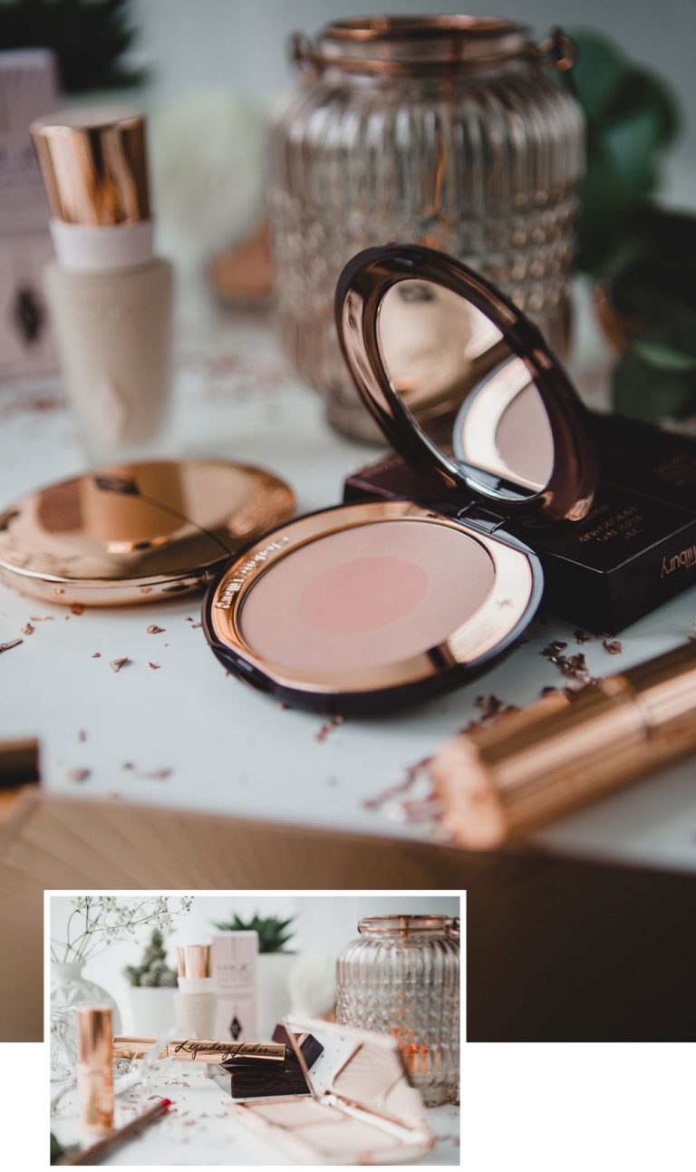 First Love von Charlotte Tilbury Collage