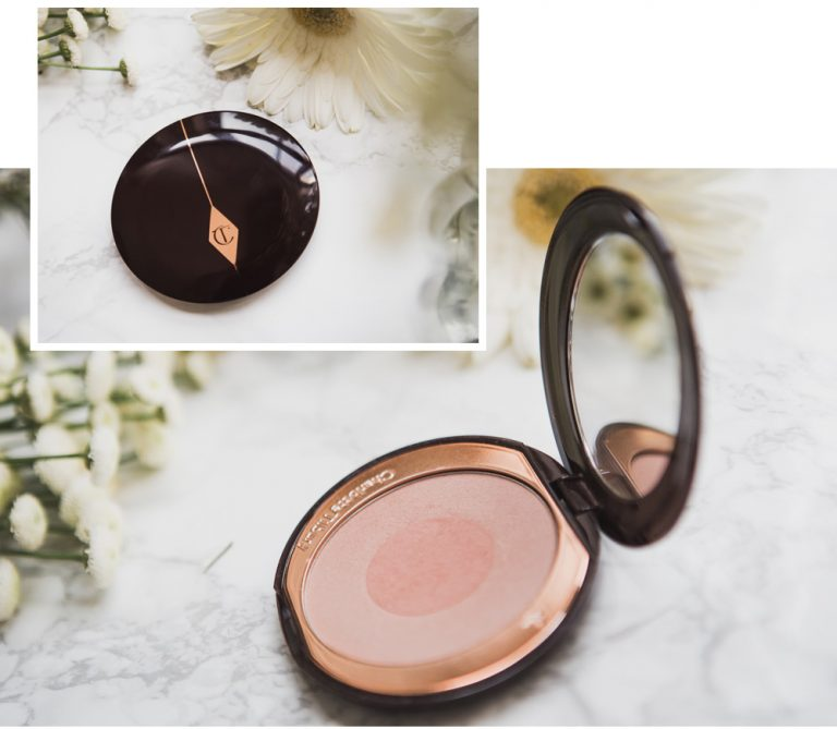 Cheek to Chic Blusher First Love Charlotte Tilbury