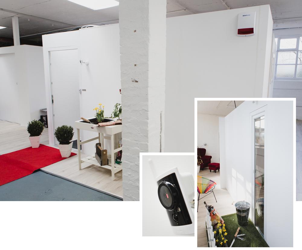 Smart Living Garage von E WIE EINFACH in Hamburg