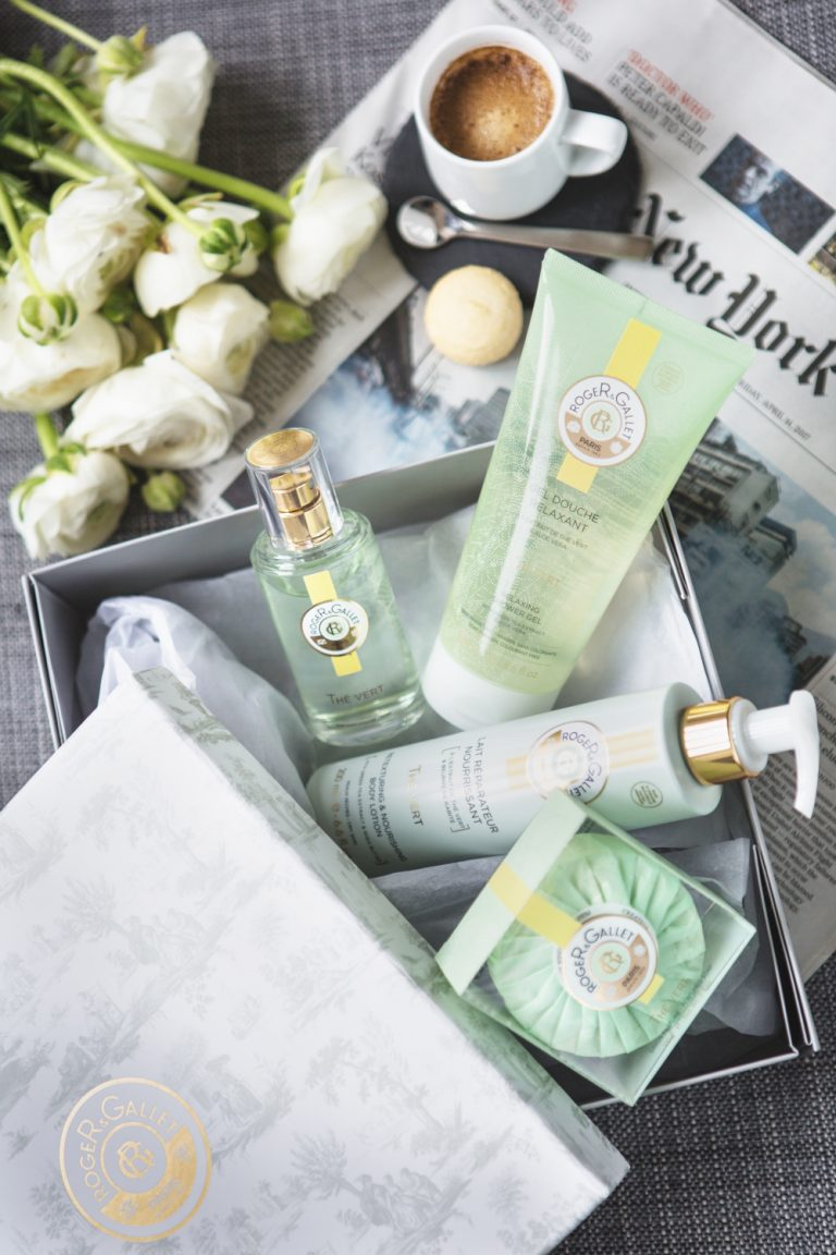 Ritual THÉ VERT ROGER and GALLET