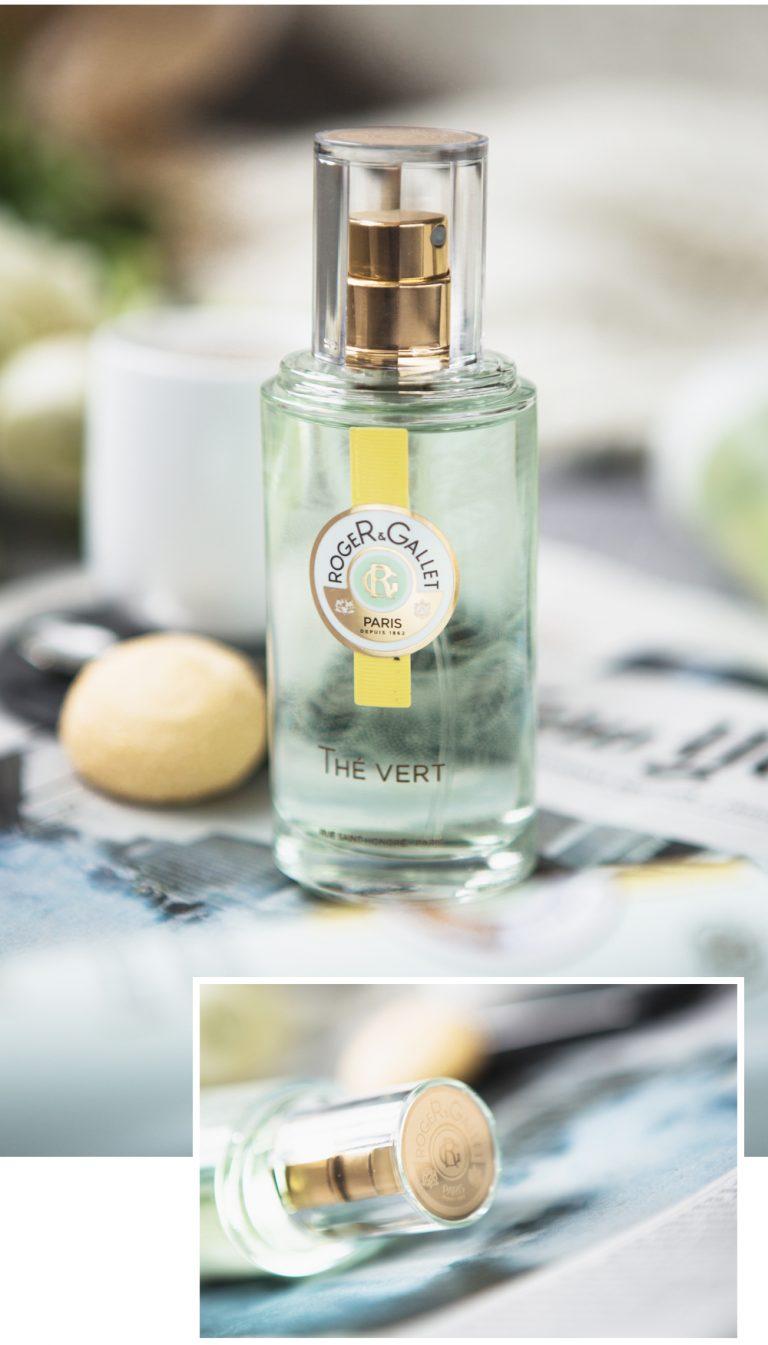 THÉ VERT Wohlfühlwasser Parfüm ROGER&GALLET