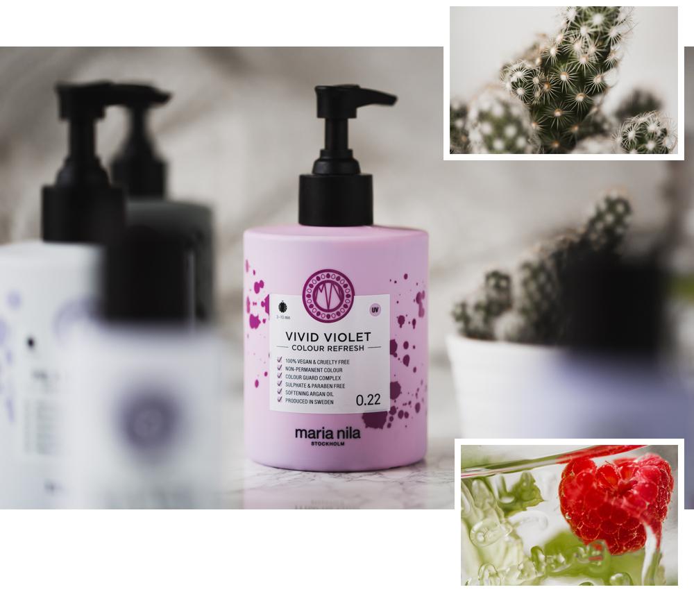 Produkte für kühles Braun, kühle Haarfarben tönen