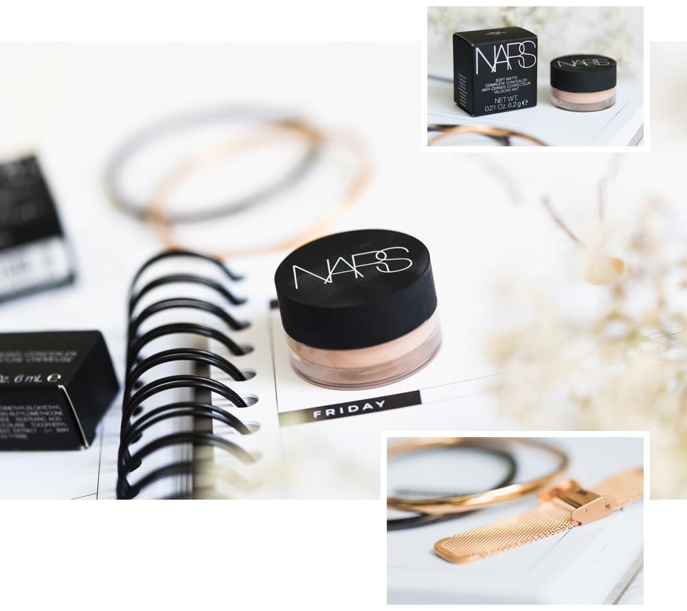 Nars Radiant Concealer und Soft Matte Complete Concealer