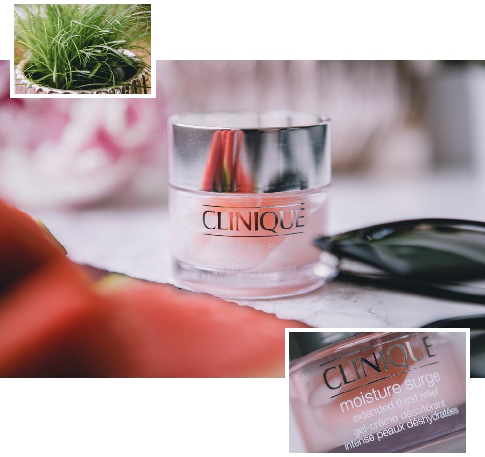 Gesichtspflege für den Sommer, Clinique Moisture Surge