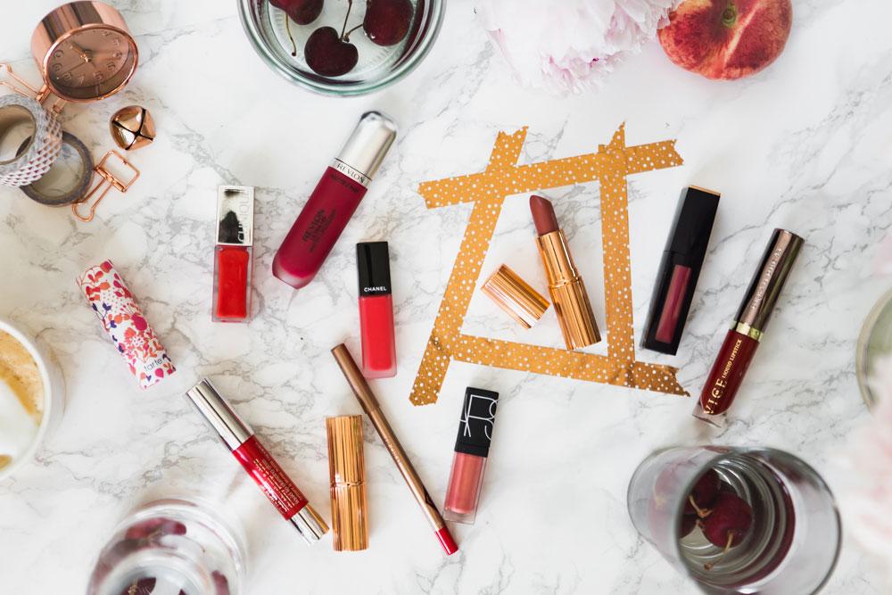10 Lippenstifte für den Sommer, sommerliche Lippenstift Farben