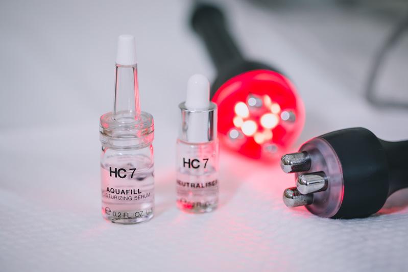 HC7 Radiofrequenz Therapie Anti Aging Behandlung