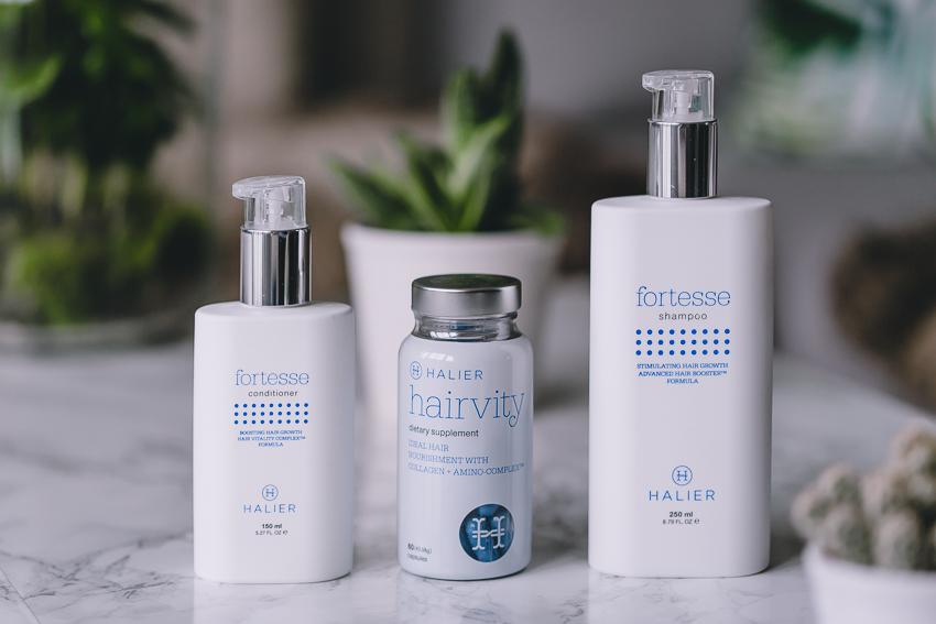 Wie wirkt Halier Shampoo gegen Haarausfall?