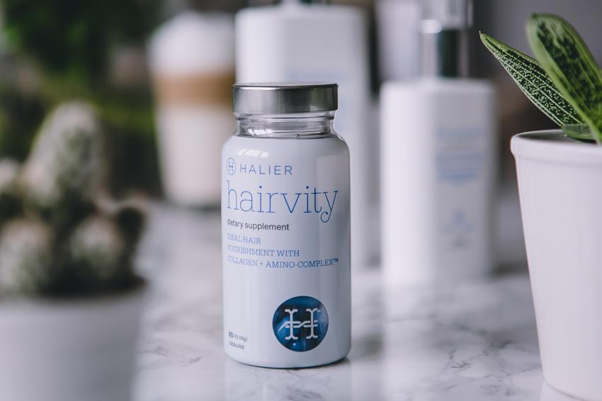 Hairvity wirkt gegen Haarausfall