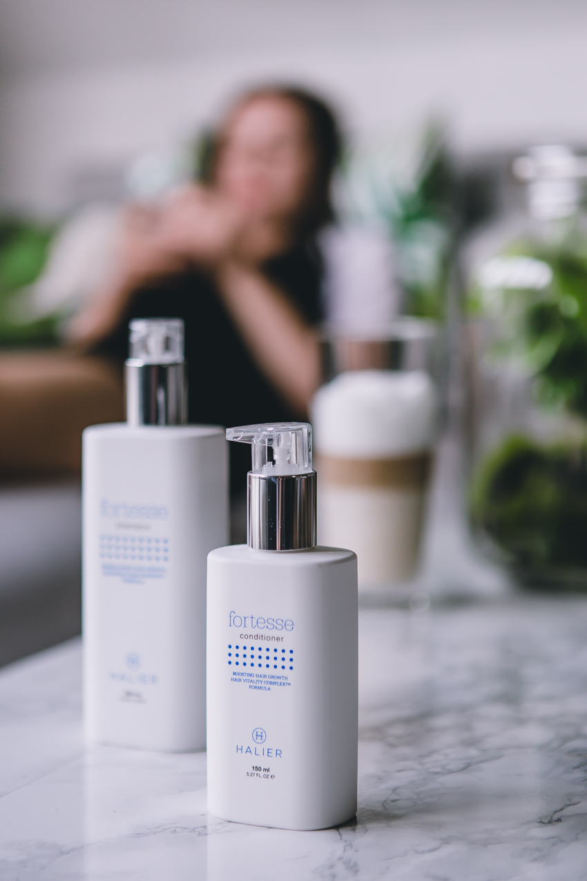 So wirkt Halier Shampoo, so wirkt Hairvity