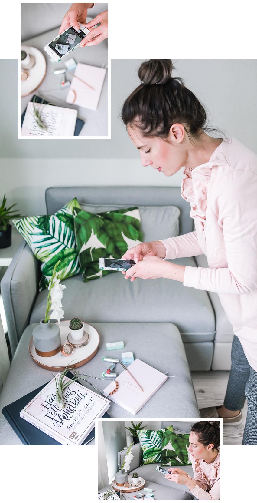 ikea wohnzimmer gewinnspiel : Mein Neues Ikea Sofa Vallentuna Und Gewinnspiel Rosegold Marble