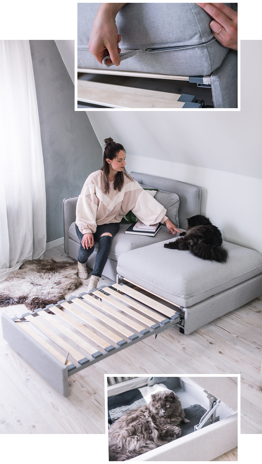 ikea sofa vallentuna ikea sofa vallentuna how to use a sofa to change the dynamic of a room. Black Bedroom Furniture Sets. Home Design Ideas