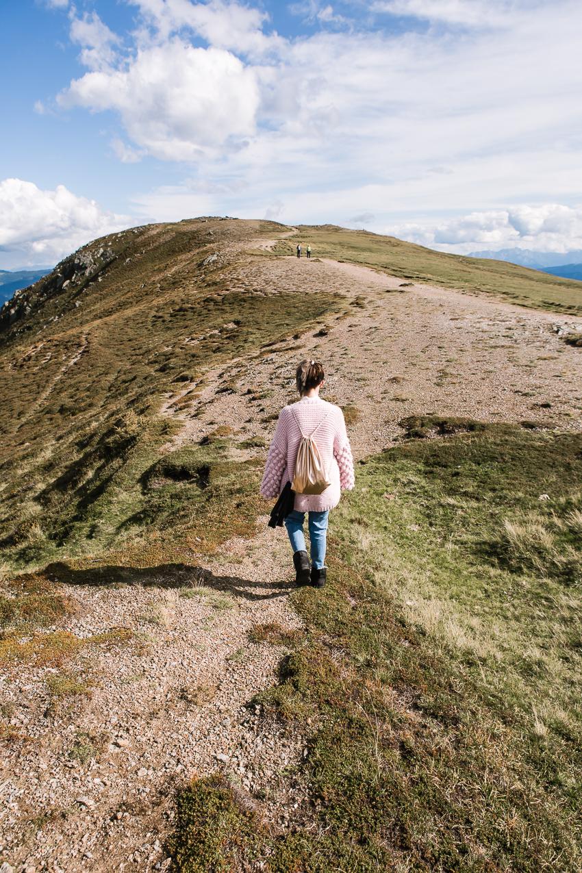 Wandern am Weg der Liebe zum Granattor