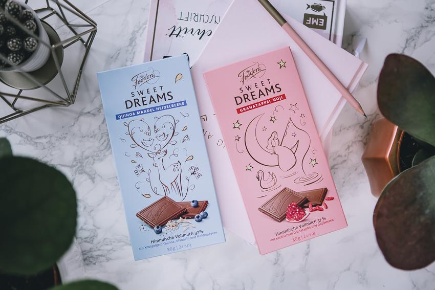 Feodora Sweet Dreams Quinoa Mandel Heidelbeere und Granatapfel Goji
