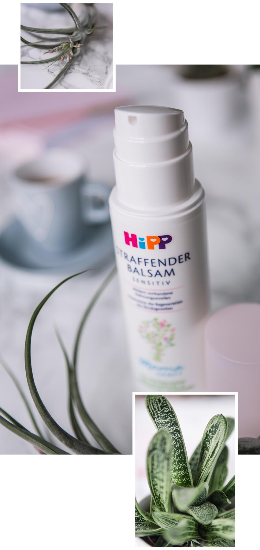 HiPP Straffender Balsam gegen Dehnungsstreifen und schlaffe Haut