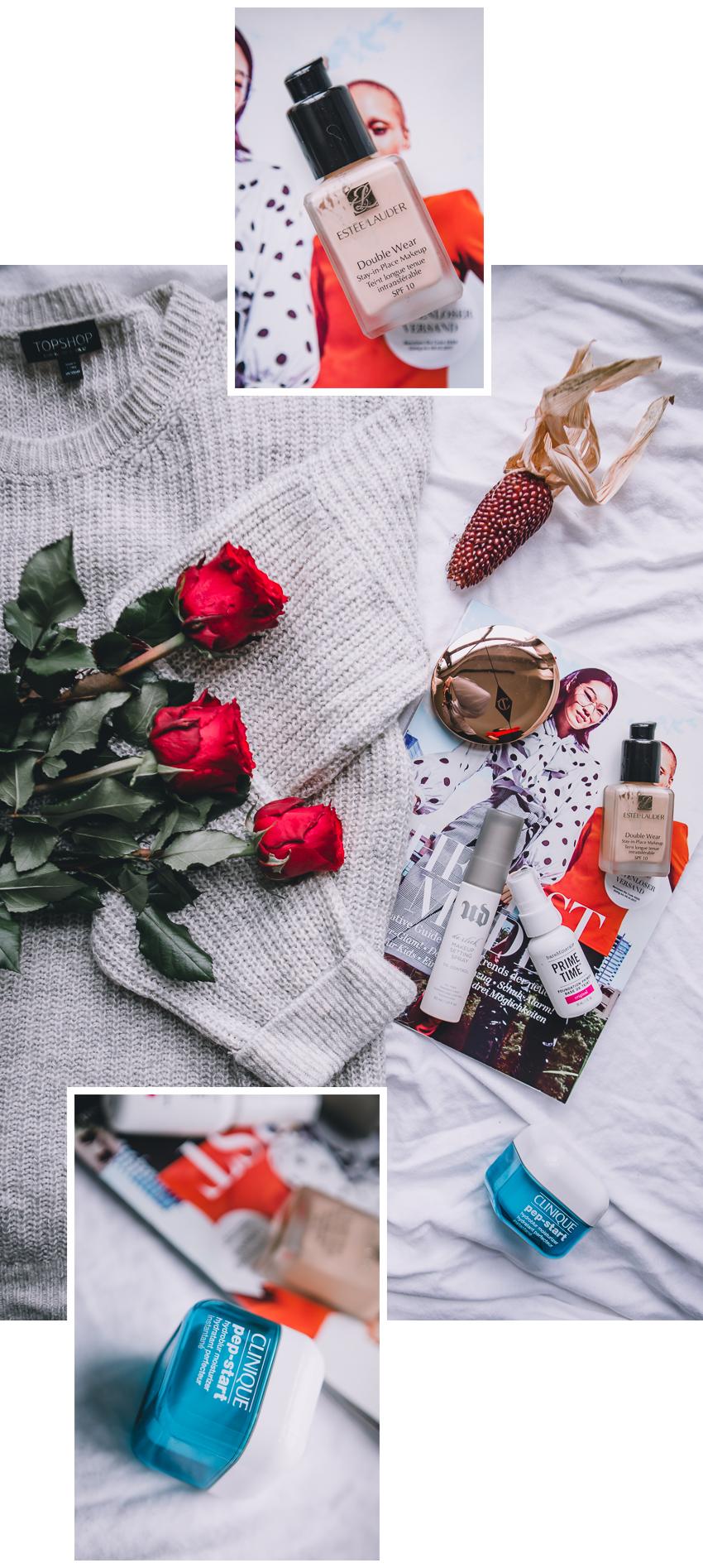 Produktempfehlungen für langanhaltendes Make Up