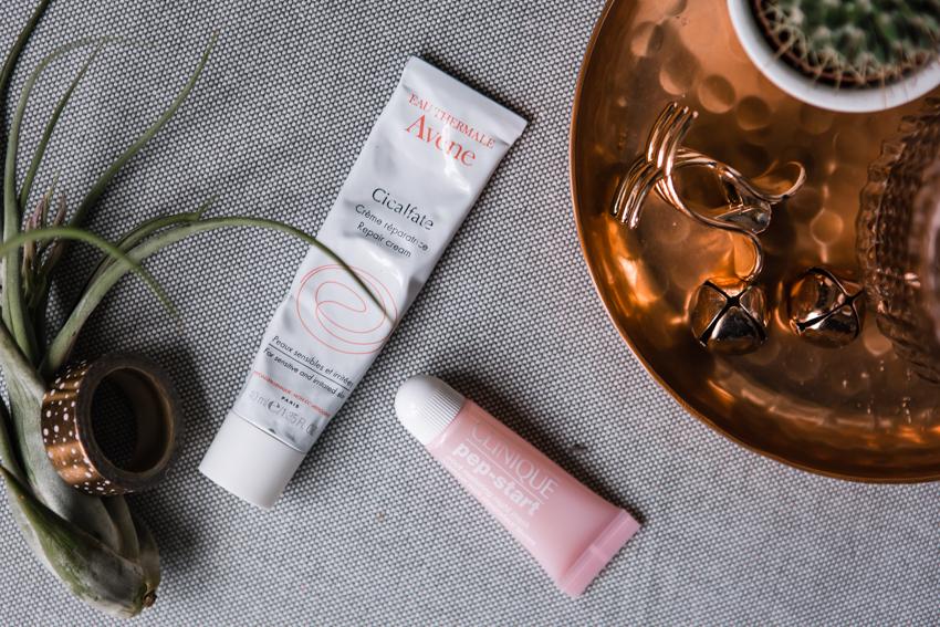 Kälteschutz Creme für Gesicht und Lippen
