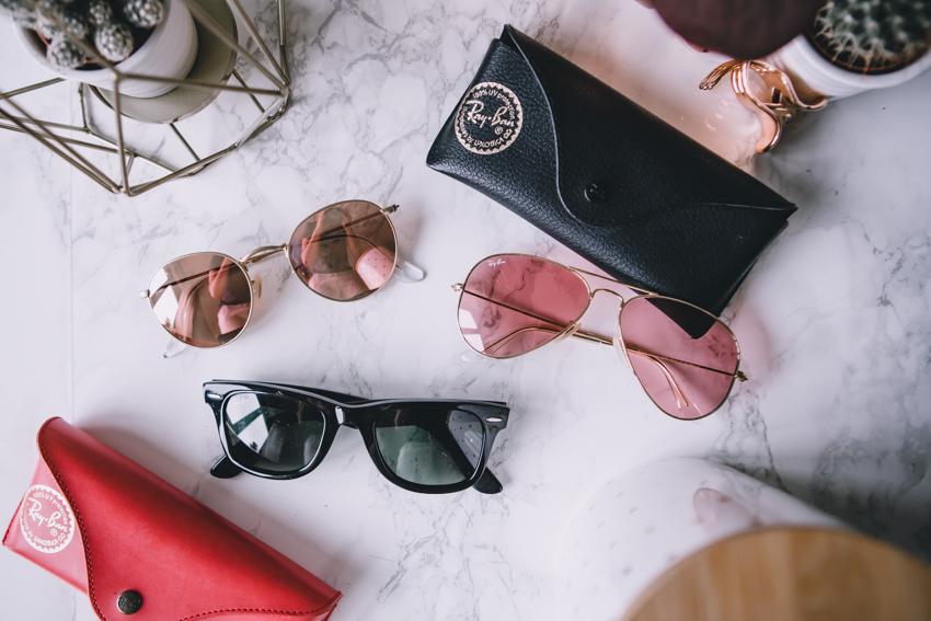 RayBan Sonnenbrillen