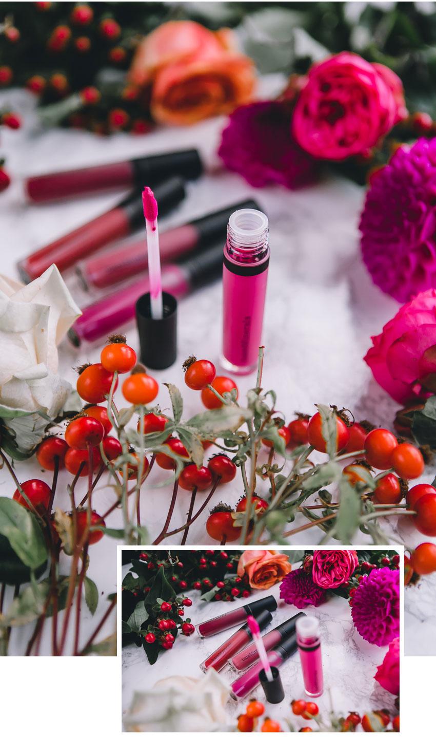 Statement Lip neue Lippenstifte von bareMinerals