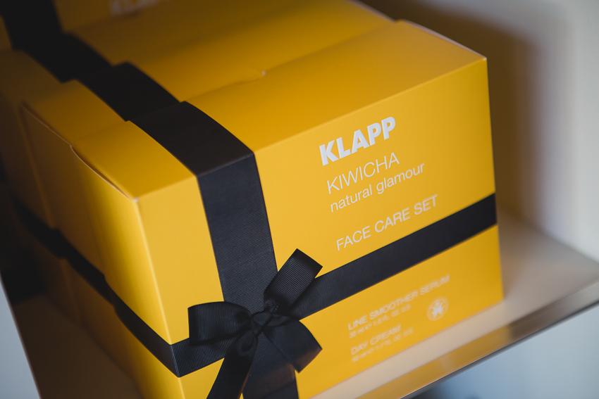 Klapp Cosmetics bei CosMed Lining in Bielefeld