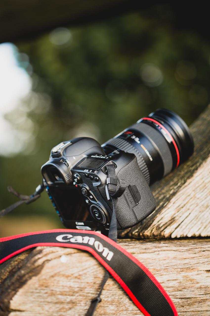 Canon EOS 5D Mark IV Dual-AF, Touchscreen, 30 Mio. Pixel