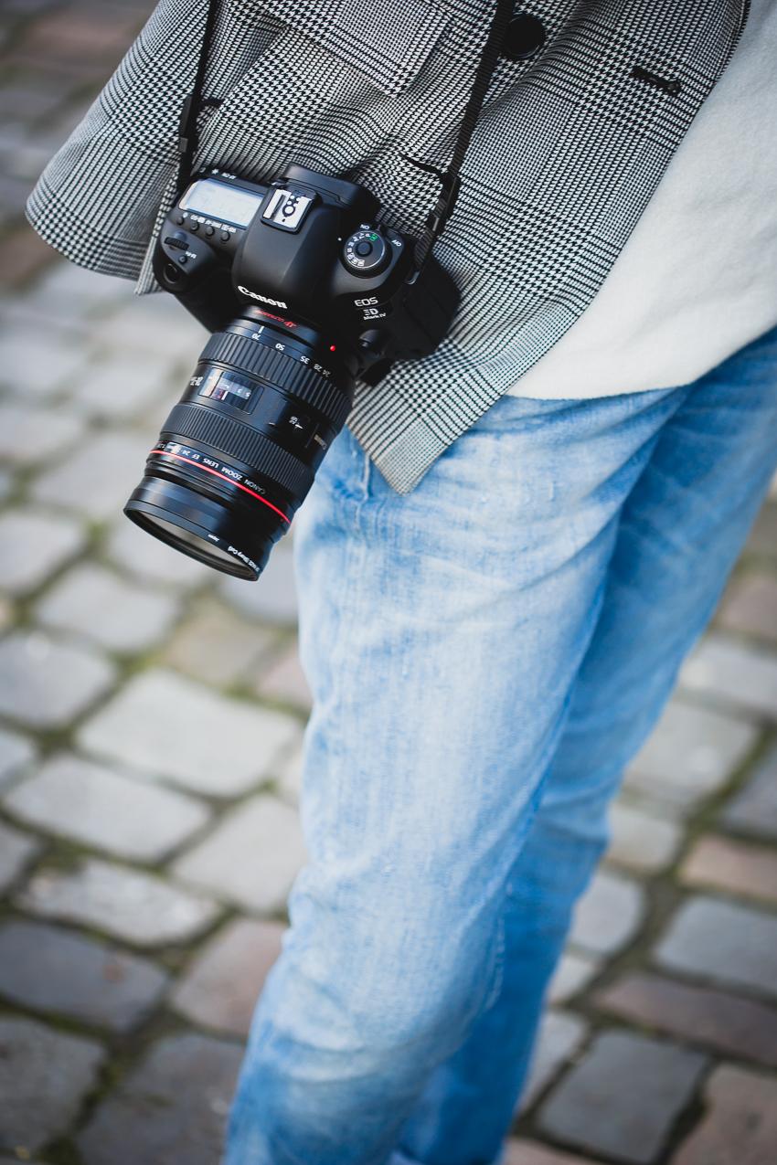 Canon EOS 5D Mark IV für Fashionfotos