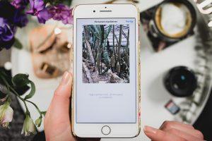 Bilder bei Instagram hochladen und Personen markieren