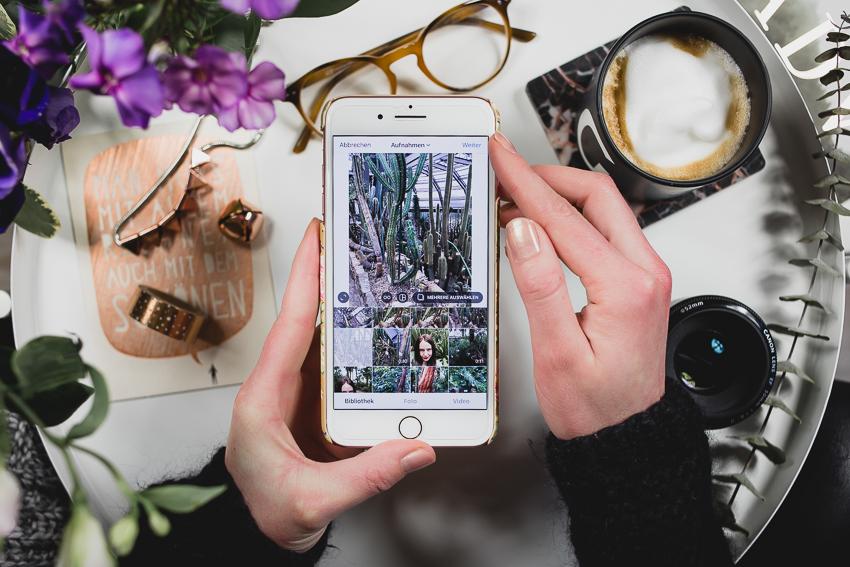 Instagram: Foto App zum Teilen und Vernetzen