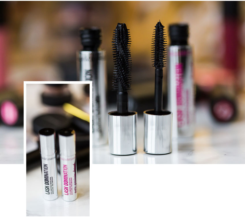 bareMinerals Mini Mascara Lash Domination Precision Brush