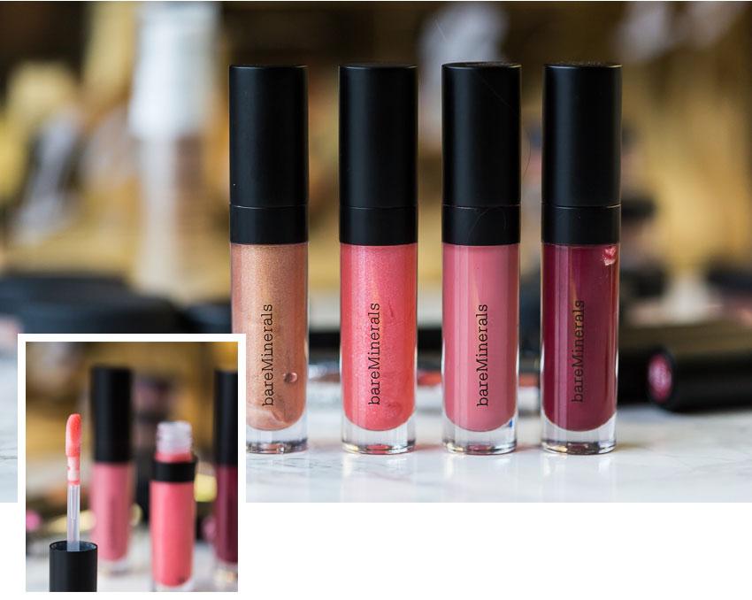 Beauty Adventskalender bareMinerals Lipgloss